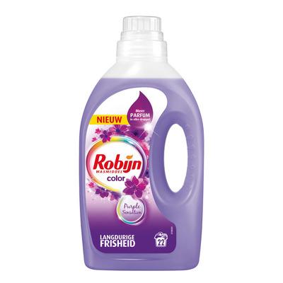 Robijn Wasmiddel purple sense