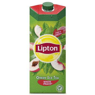 Lipton Ice tea white peach