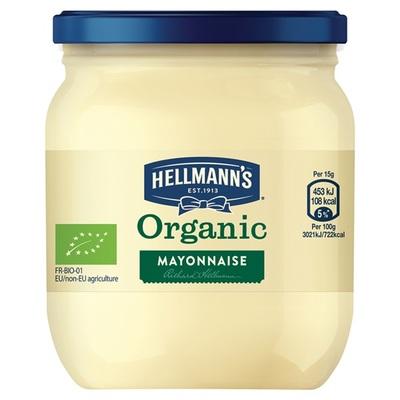 Hellmann'S mayonaise Organic