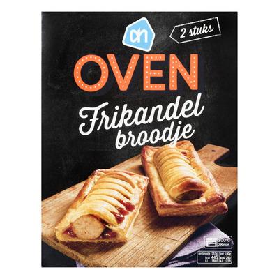 Huismerk Oven frikandelbroodje XXL