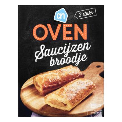 Huismerk Oven saucijzenbroodje XXL