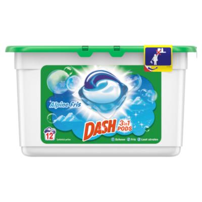 Dash Pods alpine fris