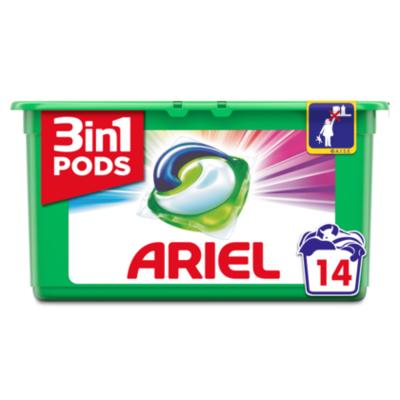 Ariel Pods color & style