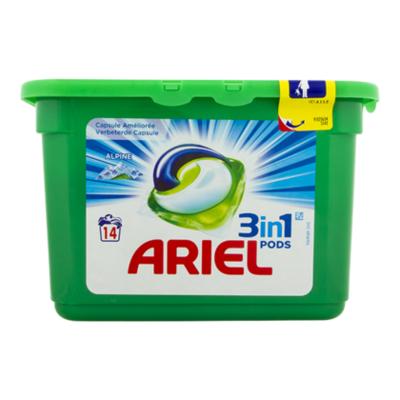 Ariel Pods alpine