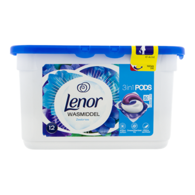 Lenor Pods zeebries