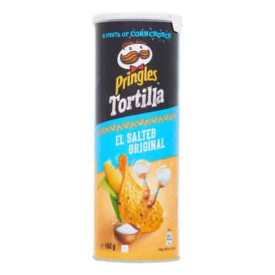 Pringles Tortilla Original