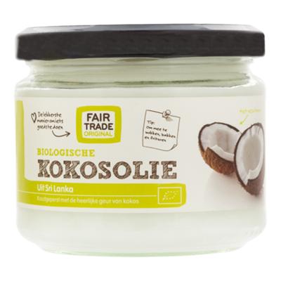 Fair Trade Original Kokosolie