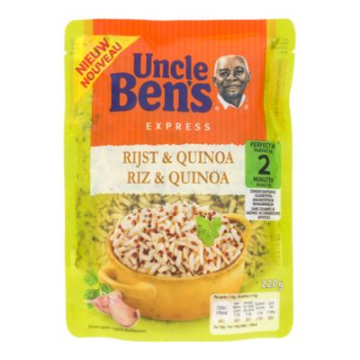 Uncle Ben's Rijst & Quinoa