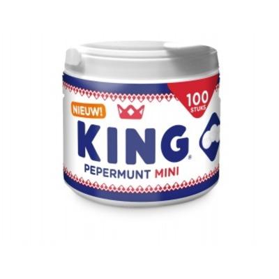 King Mini pepermunt