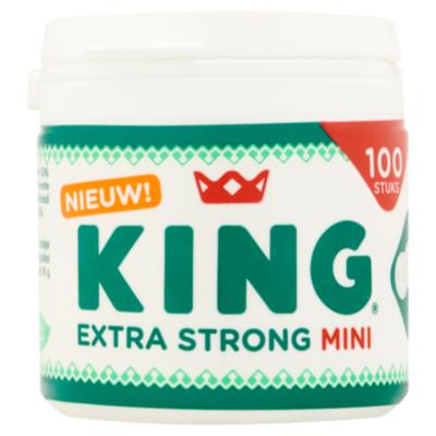King Pepermunt  mini extra strong