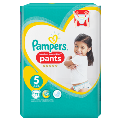 Pampers Permium protection pants maat 5
