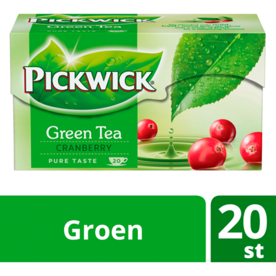 Pickwick Groene thee