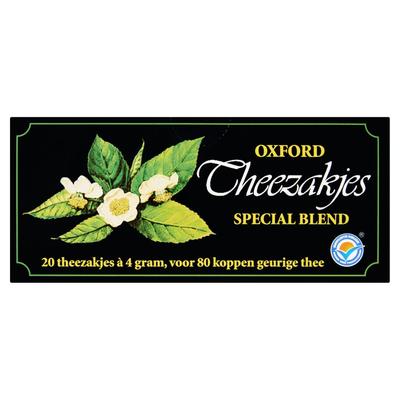 Oxford Theezakjes 20 x 4 g