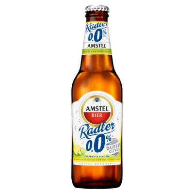 Amstel Radler 0,0%  dubbel citrus 30cl