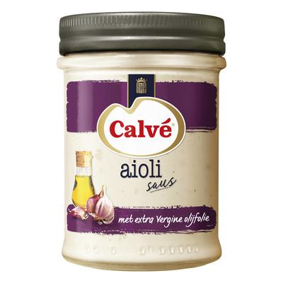 Calvé Aioli met extra vergine olijfolie