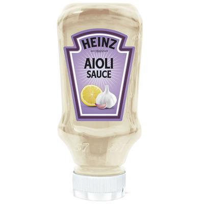 Heinz Aioli sauce