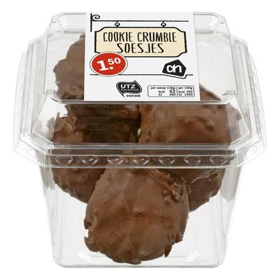 Huismerk Cookie crunch soesjes