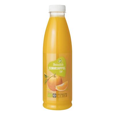 Huismerk Biologisch Sinaasappel