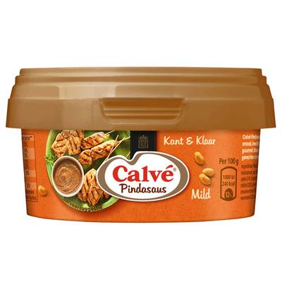Calvé Pindasaus mild kant en klaar