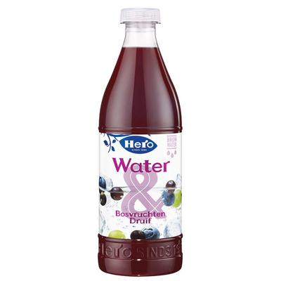 Hero Water & bosvruchten