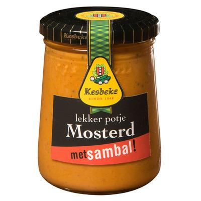Kesbeke Mosterd sambal