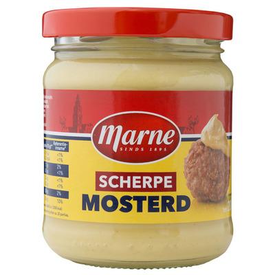 Marne Scherpe mosterd