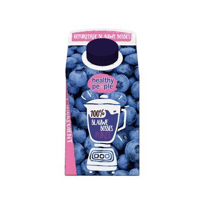 Healthy People 100% Blauwe Bosbes Puree