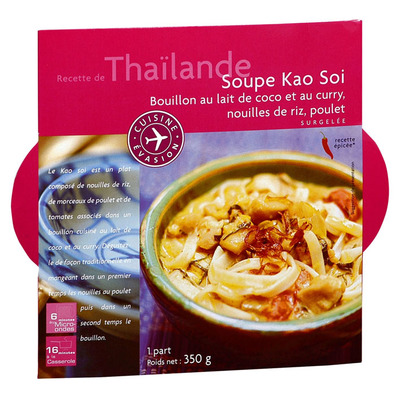 Picard Kao soi Thaise curry soep
