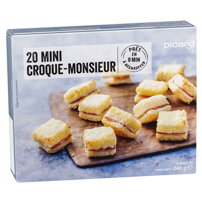 Picard Mini tosti's