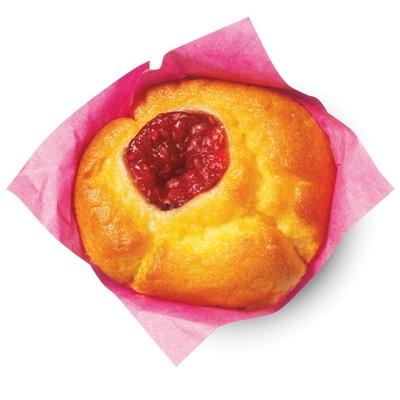 Ambachtelijke Bakker ambachtelijke muffin framboos