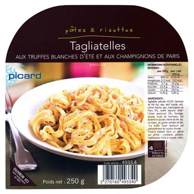 Picard Tagliatelle met truffel en champignons