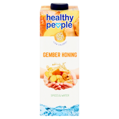 Healthy People Honey & ginger water