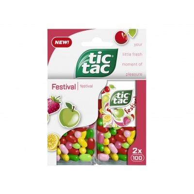 Tic Tac Festival duo