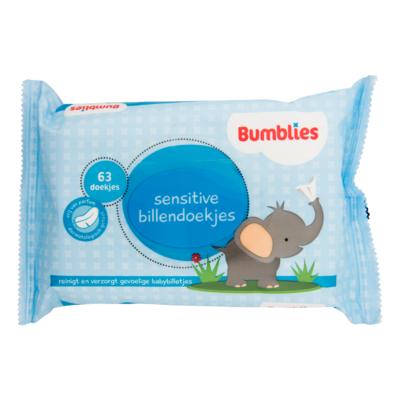 Bumblies Babydoekjes sensitive