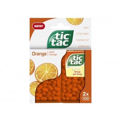 Tic Tac Tictac orange
