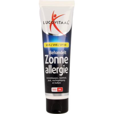Lucovitaal Derma Forte Zonneallergie crème