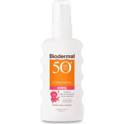 Biodermal Kids zonnespray SPF 50
