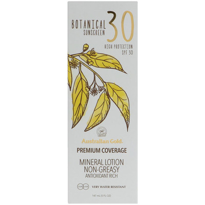 Australian Gold Botanical lotion SPF 30