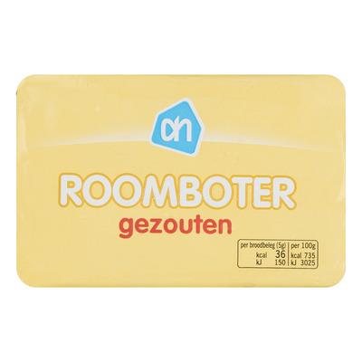 Huismerk Roomboter gezouten