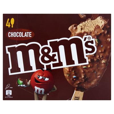 M&M's Choco ijs
