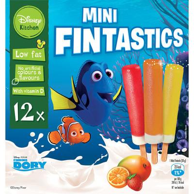 Disney Finding dory mini fintastic's