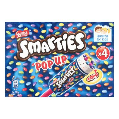 Nestlé Smarties pop up