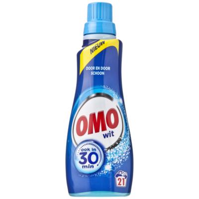 Omo K&K Vloeibaar wit 21sc