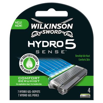Wilkinson Hydro 5 sense blades
