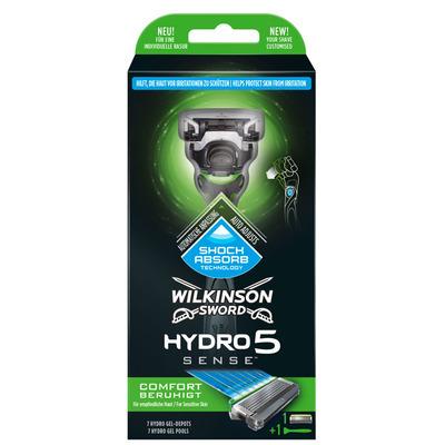 Wilkinson Hydro 5 sense razor 1 up