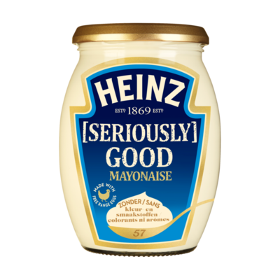 Heinz Seriously Good Mayonaise