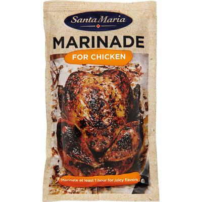 Santa Maria Grill & bbq marinade voor kip