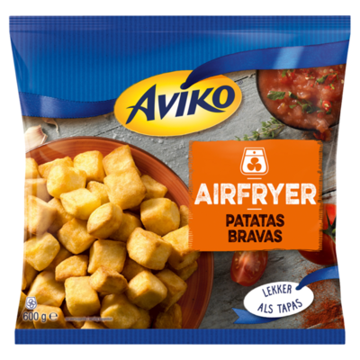 Aviko Airfryer Patatas Bravas 600 g
