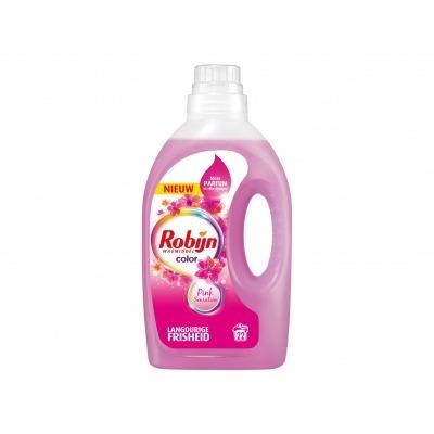 Robijn Wasmiddel color pink
