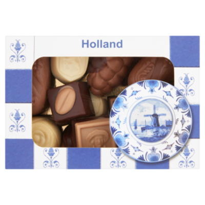 Elvee Chocolade Elvee Holland Roombonbons